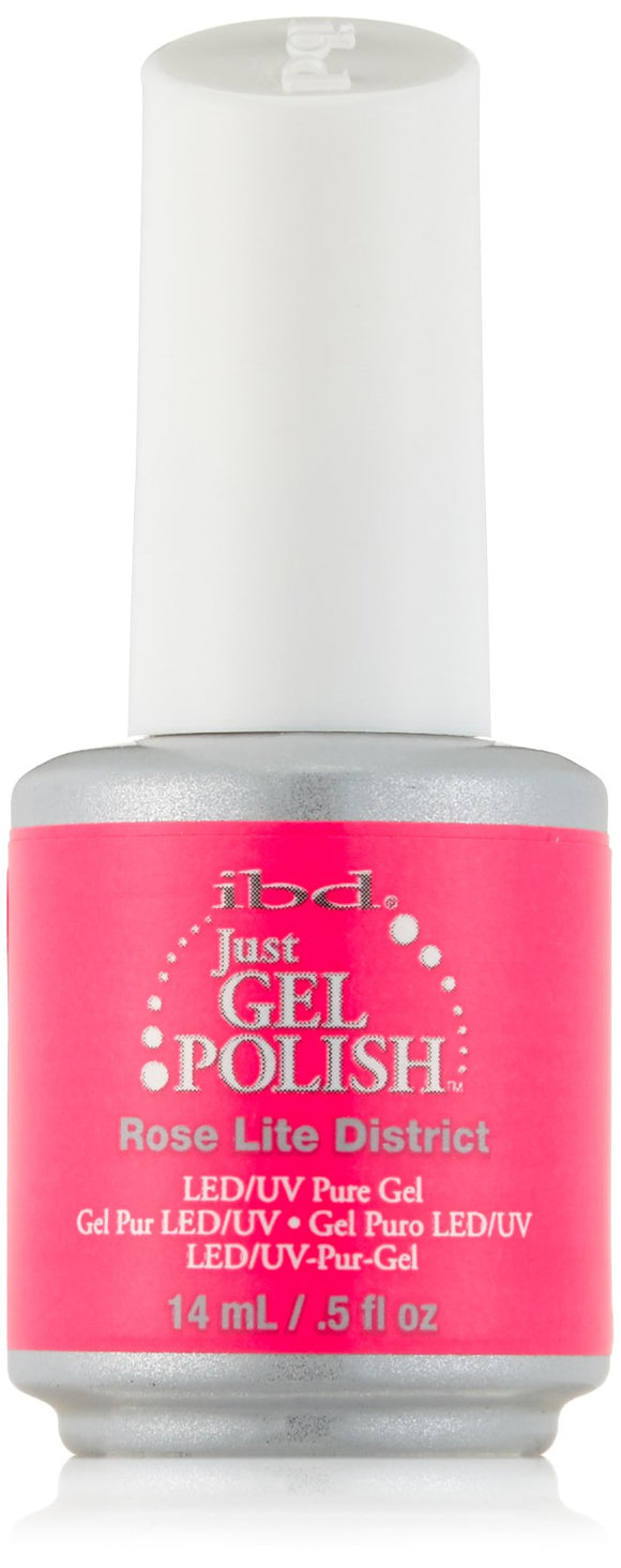IBD Just Gel Polish - 0.5 oz (Rose Lite District  - IBD56587)
