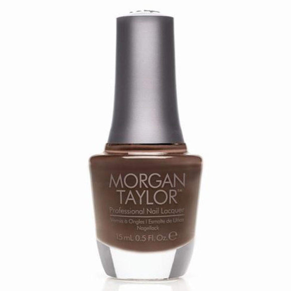 Morgan Taylor Professional Nail Lacquer  - 15 mL (Latte Please  - MT50077)