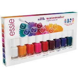 Essie Silk Watercolor 9 Piece Set