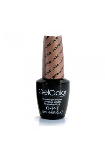 OPI GelColor - 15 mL (A Real Show Copper - OPIXHPF34)