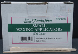 Small Waxing Applicators