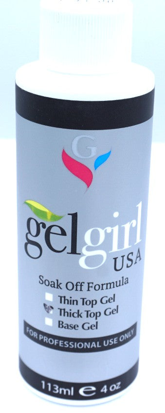 gelgirl USA Thick Top Gel- 4oz