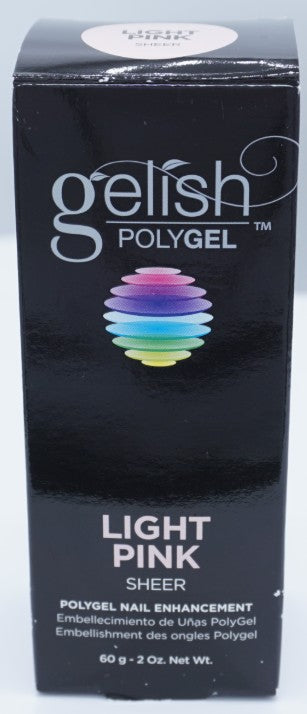 Gelish Polygel-Light Pink- 2oz