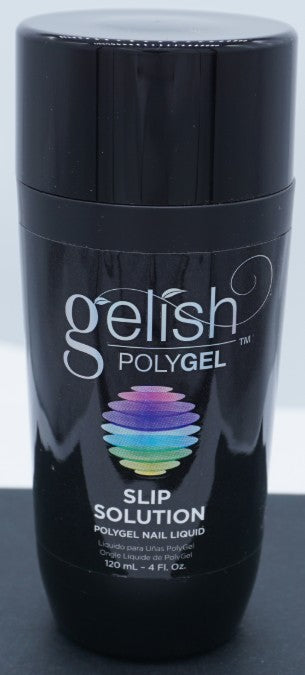 Gelish Polygel- Slip Soultion- 8 oz