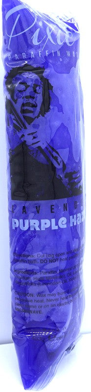 Pixie 6lbs Purple Haze Paraffin Wax
