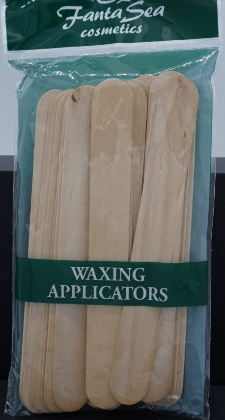 25 CT. Large Waxing Applicators
