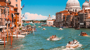 What Do Venice, Italy & Toilet Paper Have in Common?