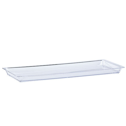 Mini Clear Presentation Tray 5.5