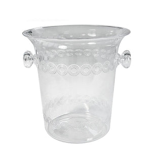 1 piece Ice Bucket - Clear 1.5 qt