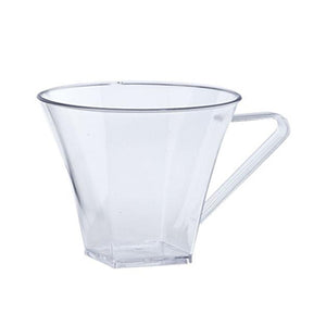 Lillian Clear Coffee Mug 8 oz