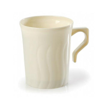 Flairware Bone 8 oz Mug