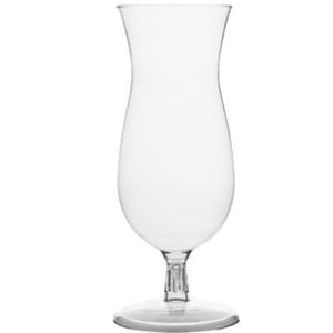 14 oz Hurrican Glass Clear