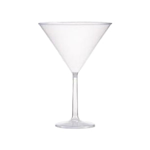 Martini Cup 31 oz - Clear