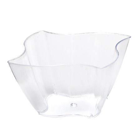 Mini Clear Small Wave Bowl