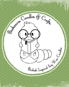 Bookworm Candles & Crafts.