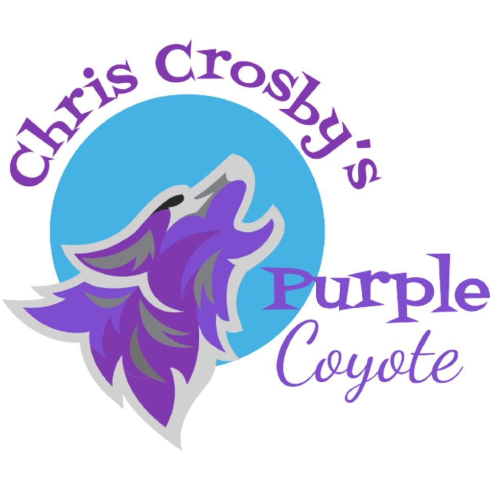 Products Page 3 Chris Crosby S Purple Coyote