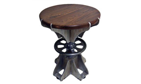 THE TURNBUCKLE END TABLE