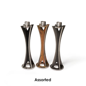 The Taper Candlestick Holders
