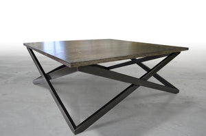 THE SQUARE X-COFFEE TABLE