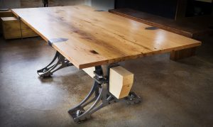 THE TRUSS DINING TABLE