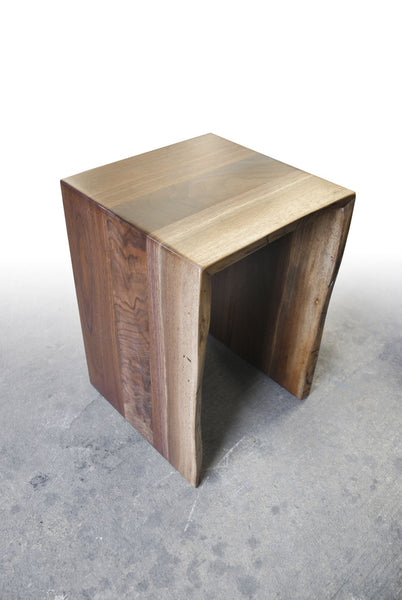 WALNUT NESTING TABLE