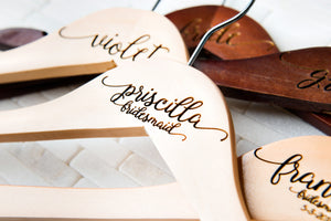 Wedding Dress Bridesmaid & Tux Hangers