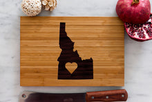 Idaho State Engraved Cutting Board, Personalized