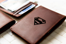 Hero Inspired - The Islamorada Personalized Slim Leather Wallet