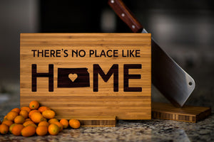 Kansas State Engraved Cutting Board,Personalized