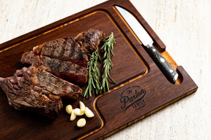Personalized Serving and Prep Boards - 3 Styles and Gift Sets Available