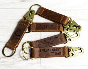 The San Ann Personalized Keychain