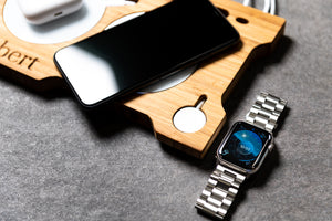Wireless Charging Station for Galaxy Phone and Active Watch