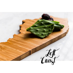 Kentucky Cutting Board Personalized State Wedding Gift Home Men Chef Dad Mom Grad Monogram Engraved