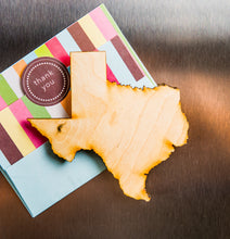 Ornament State Wood Texas Hanging Gift Magnet Wedding Favor Home Wanderlust Travel