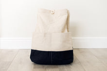 Backpack Canvas Beach Tote