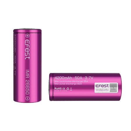 Vape Batteries That Work and Last Matter!