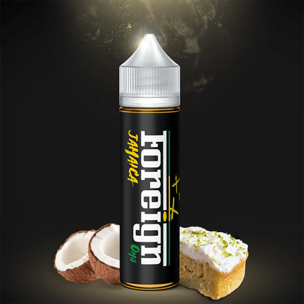 Foreign - Jamaica - Vapor in a Bottle