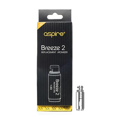 Aspire Breeze 2 Replacement Coils - Vapor in a Bottle