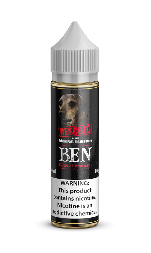 Rescued - Ben - Vapor in a Bottle