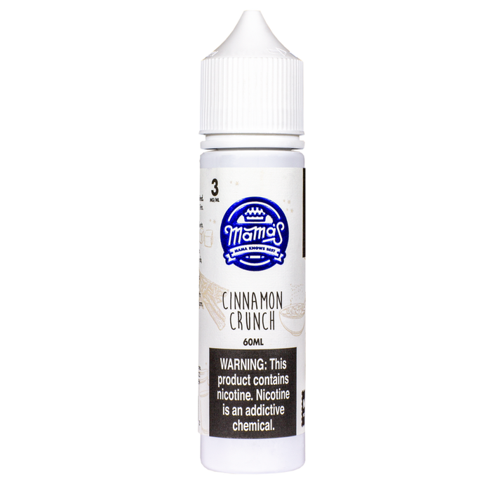 Mama's E-Liquid - Cinnamon Crunch