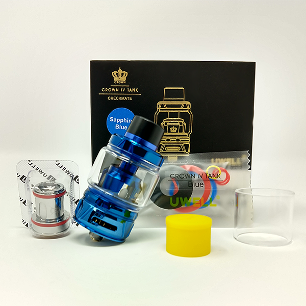 Uwell Crown IV - Crown 4 - Tank Contents