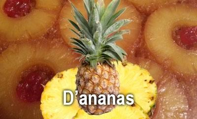 D'ananas - Flavor of the Week - Vapor in a Bottle
