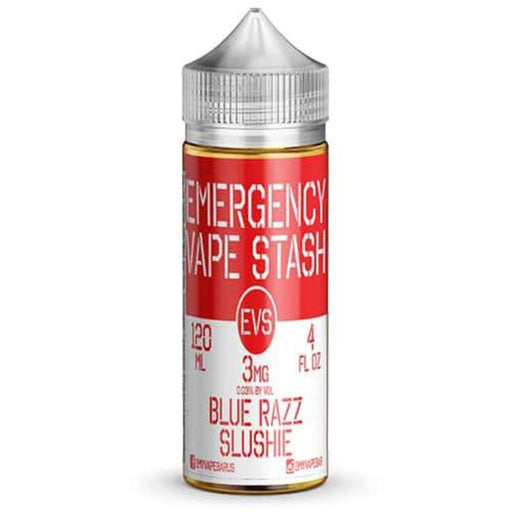 EVS - Emergency Vape Stash - Blue Razz Slushie - Vapor in a Bottle