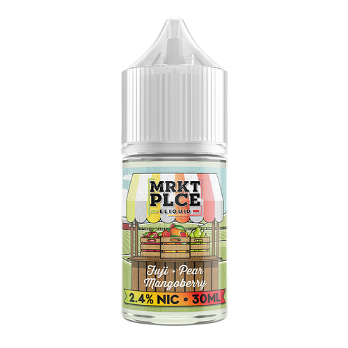 MRKT PLCE Salts - Fuji Pear Mangoberry - Vapor in a Bottle