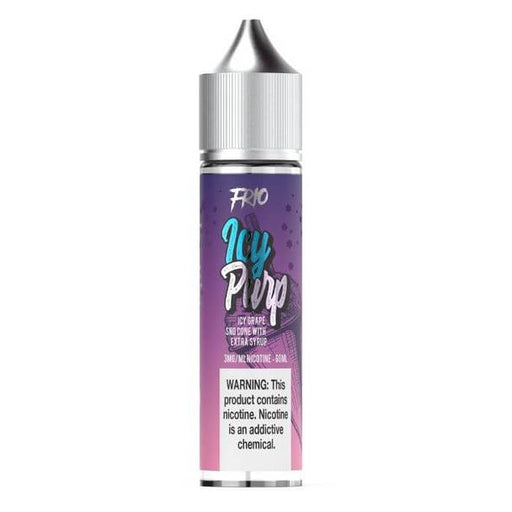 Frio - Icy Purp - Vapor in a Bottle