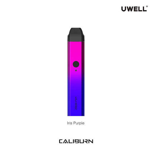 Uwell - Caliburn Pod System - Vapor in a Bottle