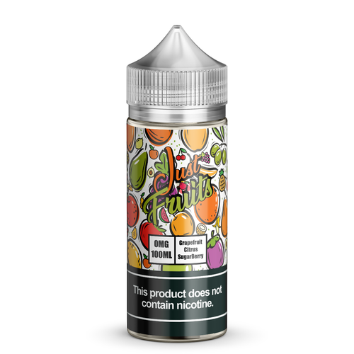 Just Fruits - Grapefruit Orange Sugarberry - Vapor in a Bottle