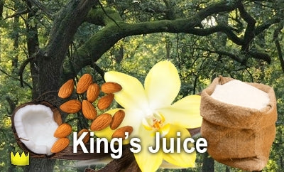 King's Juice - Vapor in a Bottle