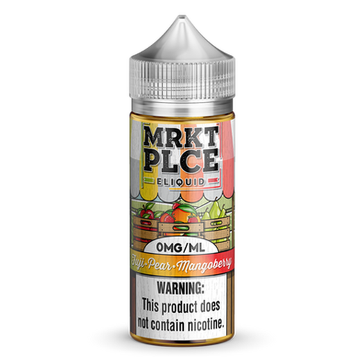 MRKTPLCE - Fuji Pear Mangoberry - Vapor in a Bottle