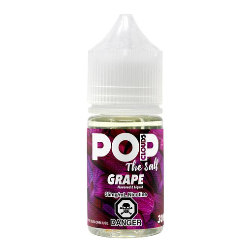 Pop Clouds Salts - Grape